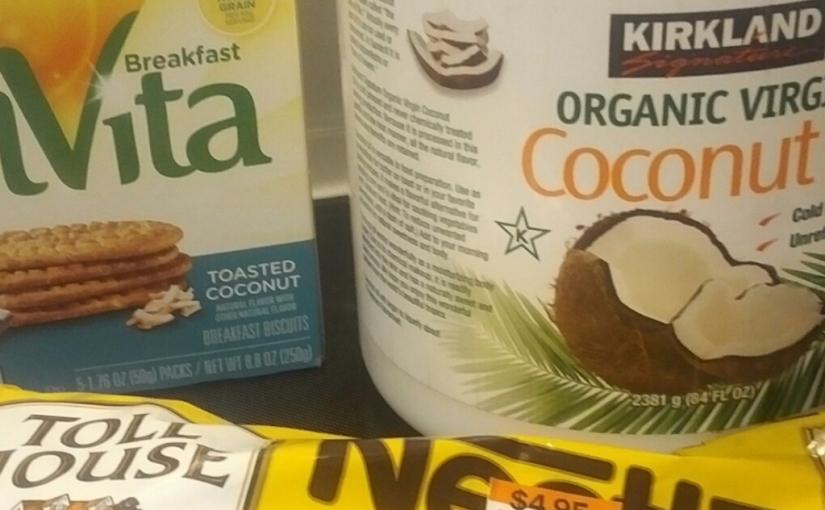 Coconut Oil chocolatesrecipe